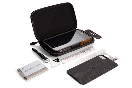 Vapor Pro Black Ops iPhone 4 and 4S Case by Element Case foto