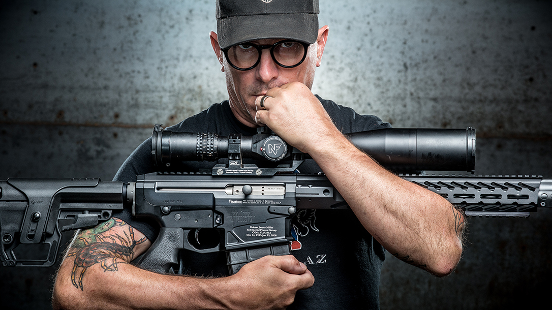 Maynard James Keenan Rocks Commemorative Nemo Omen Recon Rifle