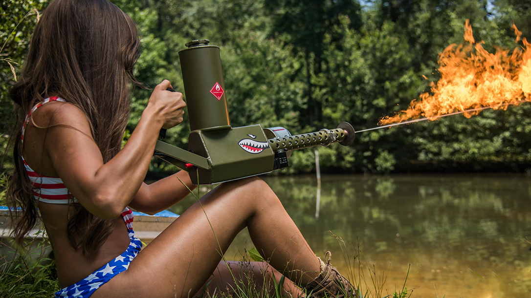 Burning Love: Firing Up the Commercially Available XM42