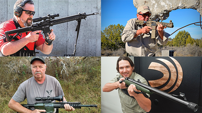 8 Industry Experts Pick Their Must-Have SHTF Gun - Ballistic Magazine