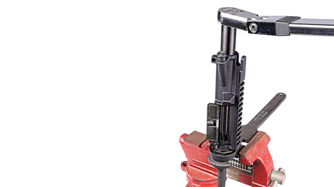 How To Use Brownells AR-15/M16 Barrel Extension Torque Tool