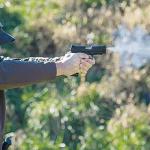 Wilson Combat Protector Professional Pistol review, shooting