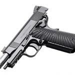 Wilson Combat Protector Professional Pistol review, rack
