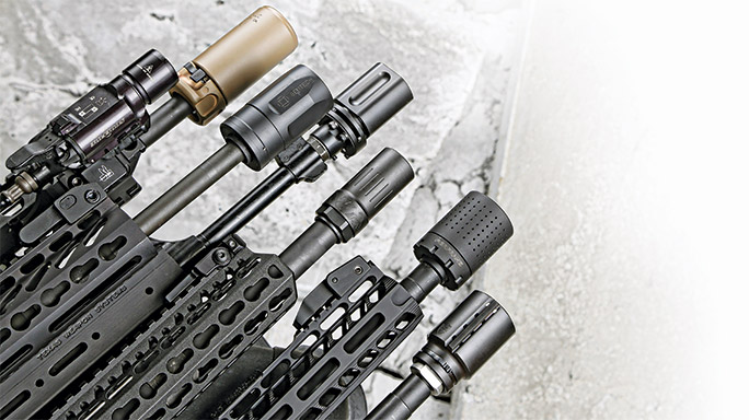 6 of the Best Muzzle Blast Control Devices Available