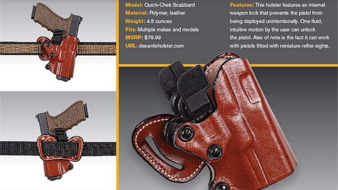 9 OWB Holsters That Are Quick On the Draw - Ballistic Magazine