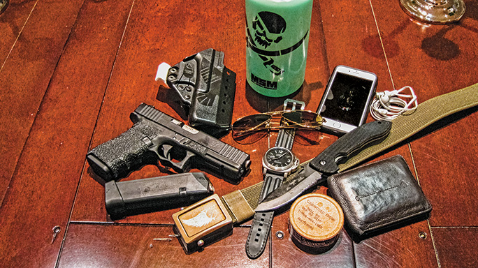 Mike Lamb Names His 11 Essential Everyday Carry Items