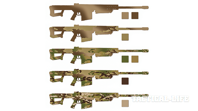 DIY: 6 Steps to Successfully Camouflage Your Firearm