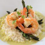 Shrimp Risotto holiday recipes