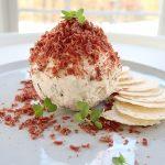 Venison Jerky Cheese Ball holiday recipes