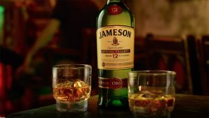 Holiday Drinks Ballistic Jameson 12 Year Old