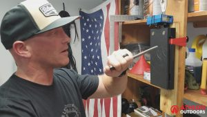 Kyle Defoor Knife Training ballistic