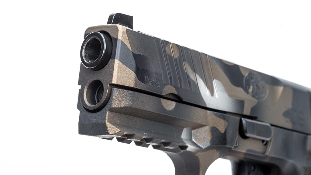 MAD Custom Coating FN 509 Pistol barrel