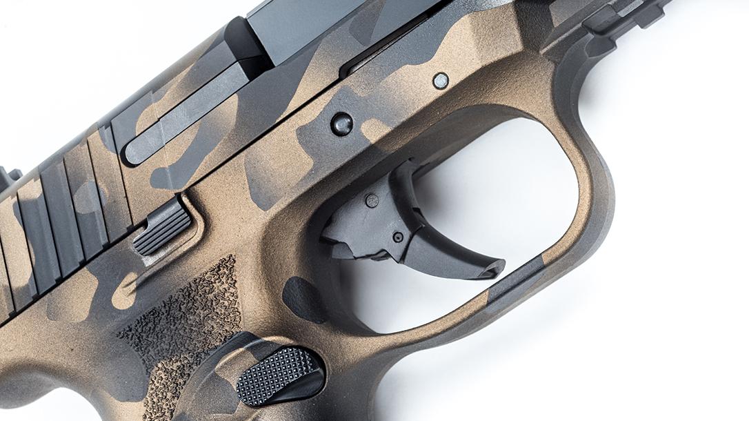 MAD Custom Coating Customizes FN 509 Pistol, SLP Tactical