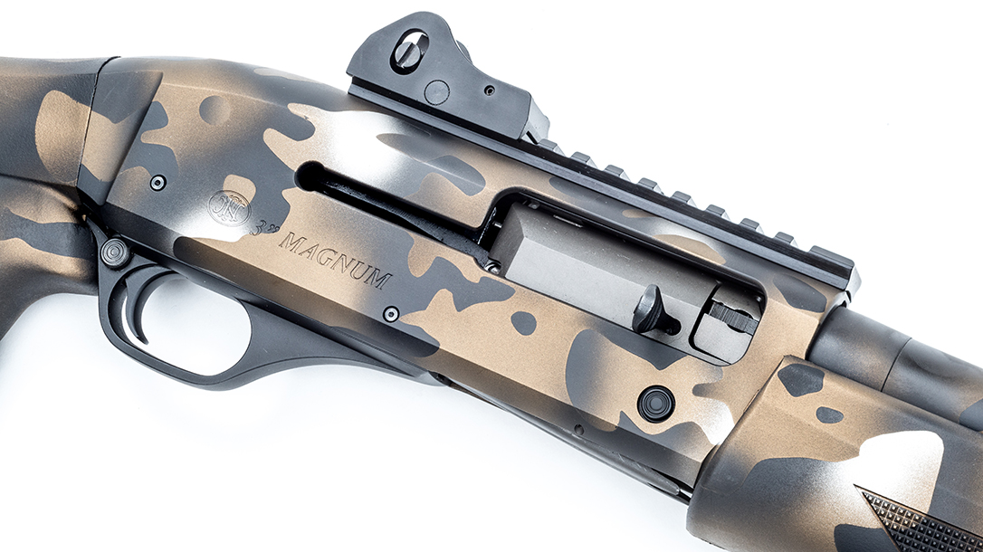 MAD Custom Coating FN SLP Tactical Shotgun middle