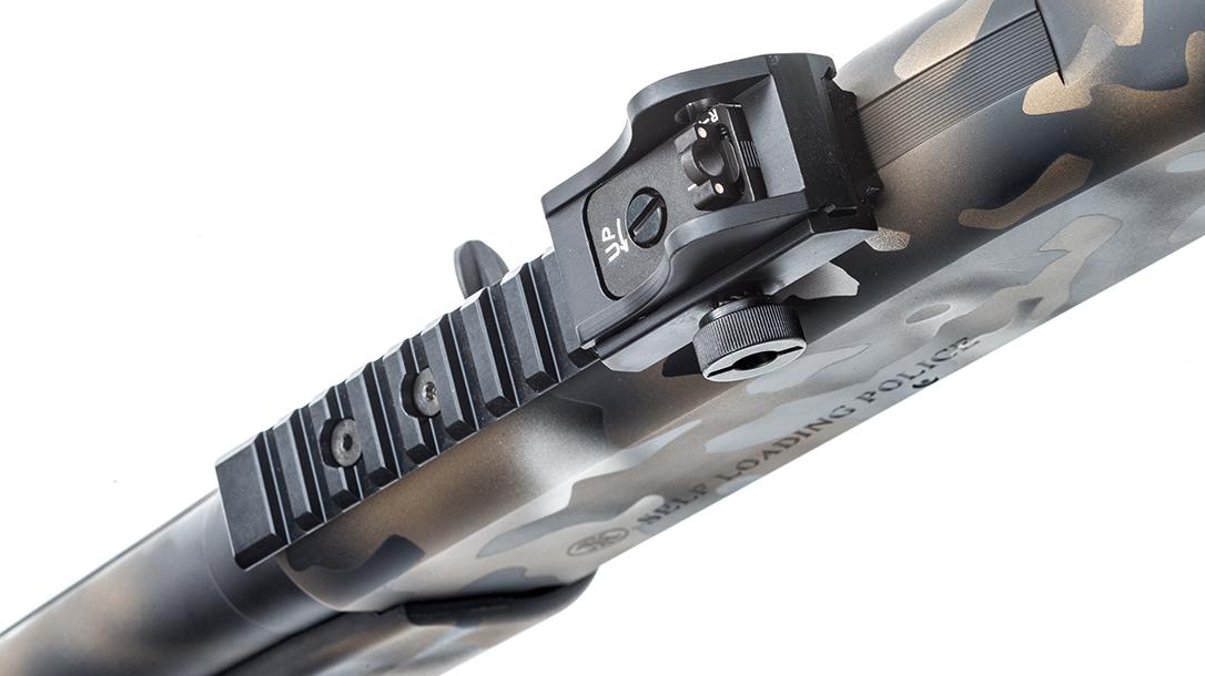 MAD Custom Coating FN SLP Tactical Shotgun rail