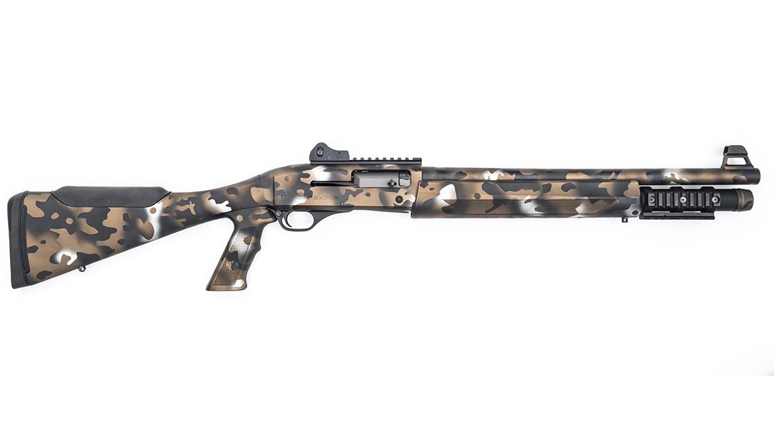 MAD Custom Coating FN SLP Tactical Shotgun right