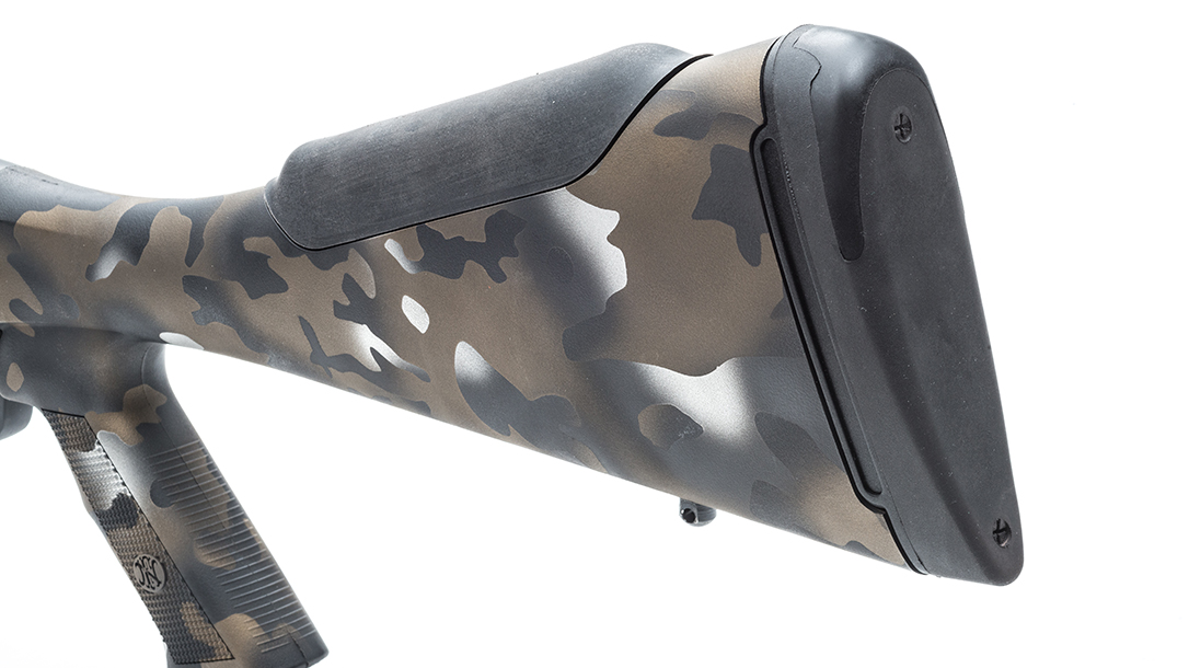 MAD Custom Coating FN SLP Tactical Shotgun stock