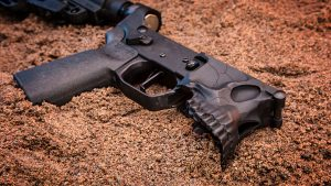 Sharps Bros Lower Receiver Gun Industry dirt