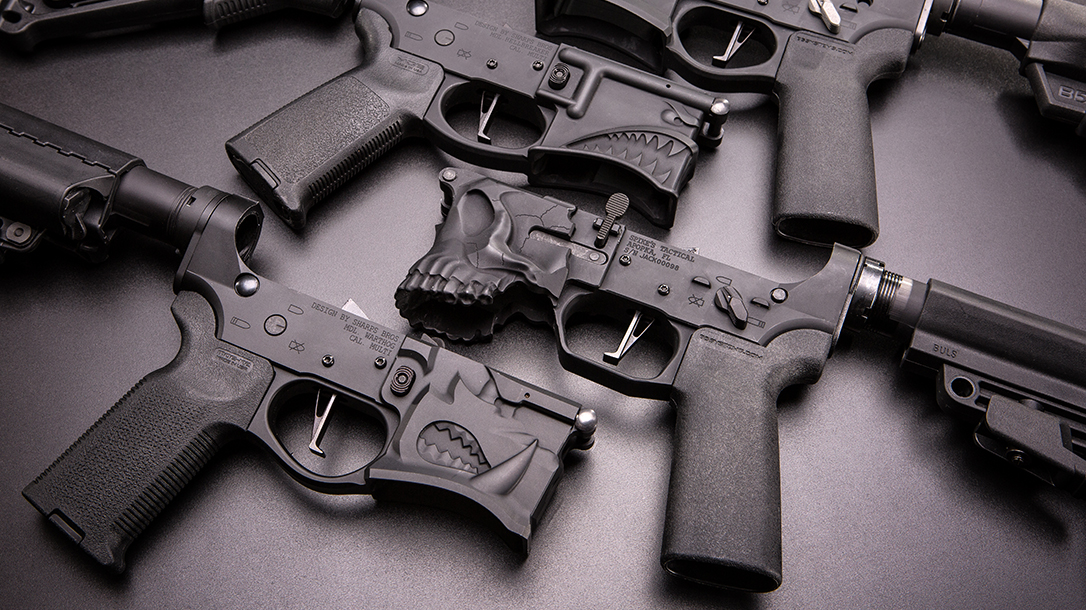 Sharps Bros Lower Receiver Gun Industry trio