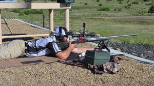 2-Mile Shot ballistic Mitchell FItzpatrick
