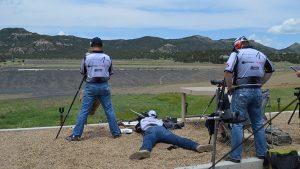 2-Mile Shot ballistic range
