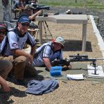 2-Mile Shot ballistic team