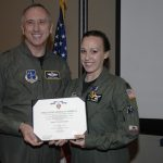 Rescue Pilot MJ Hegar Purple Heart