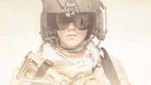 Rescue Pilot MJ Hegar Women in Combat