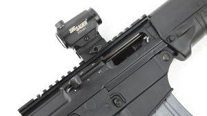 SIG556 Classic Ballistic AR comparison optic