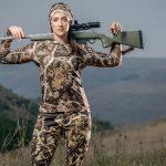 Lauren Young Army Veterans Ballistic camo