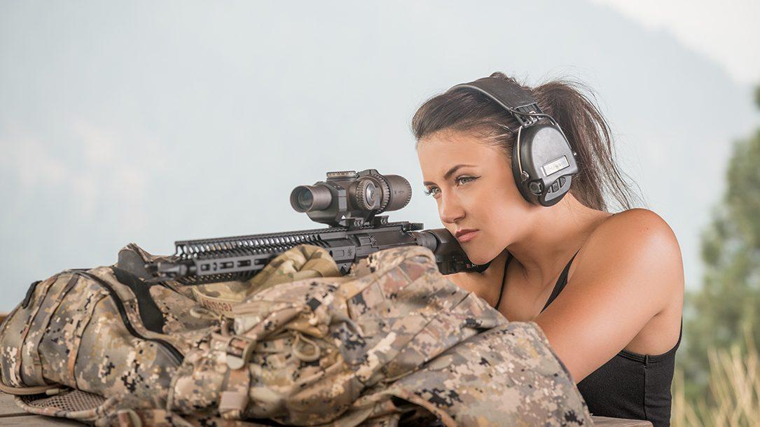 Lauren Young Army Veterans Ballistic Seekins