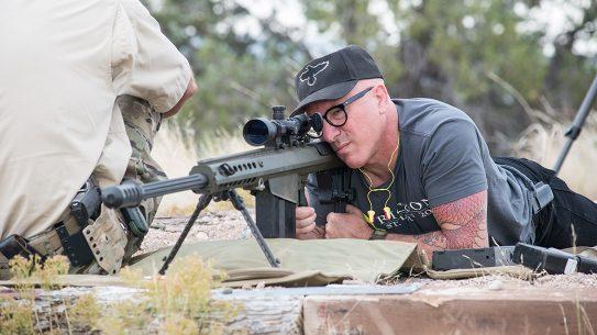 Tool Maynard James Keenan Barrett .50 caliber reup lead