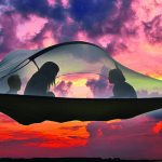 Stingray Tree Tent hanging tents