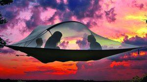 Stingray Tree Tent hanging tents