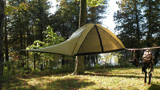 Treez Alpha hanging tents