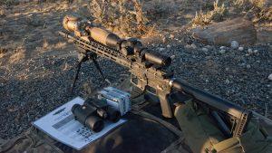 Buck Doyle Follow Through Consulting rifle