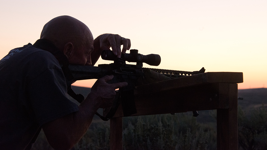 Buck Doyle Follow Through Consulting sunset