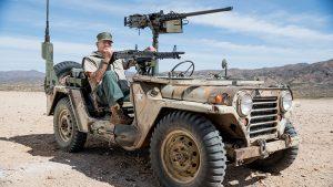GunnyTime Grenade Launchers Ballistic Jeep