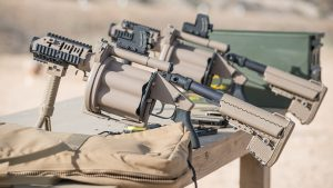 GunnyTime Grenade Launchers Ballistic table