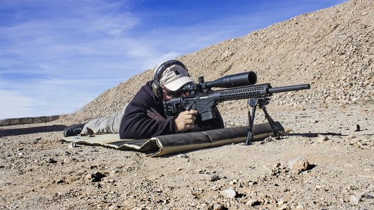 Ruger Precision Rifle test author Fred Mastison
