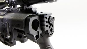 Ruger Precision Rifle test close