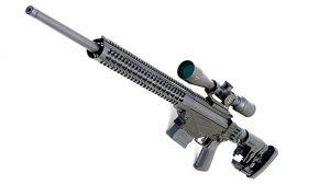 Ruger Precision Rifle test left