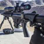 Ruger Precision Rifle test range