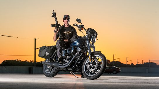 Kyle Defoor Harley Davidson DYNA FXDL Lowrider