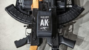 Black Rifle Coffee Company Black Guns AK-47