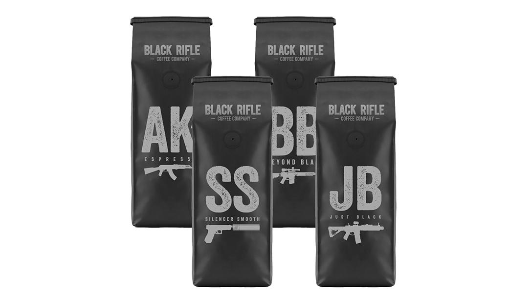 Black Rifle Coffee Company Black Guns fuel kit