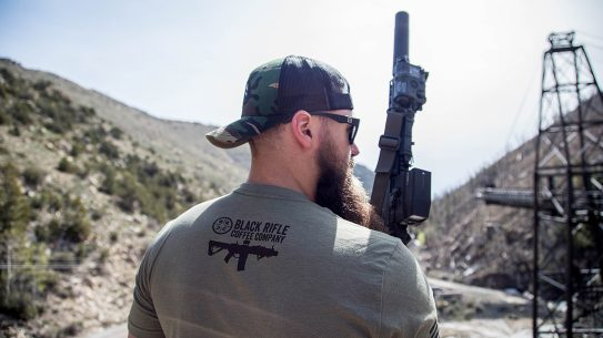 Black Rifle Coffee Company Black Guns lead