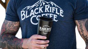 Black Rifle Coffee Company Black Guns mountains