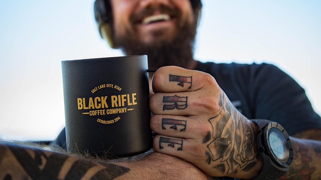 Black Rifle Coffee Company Black Guns tattoos
