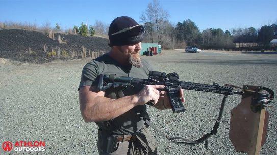 Pat Mac Climbs Conex box shooting